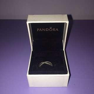 Pandora Silver Infinity Ring