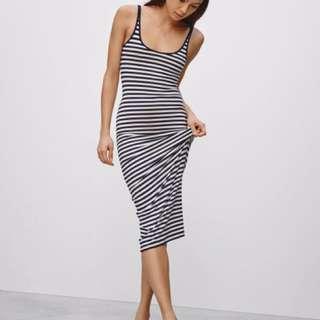 Aritzia long dress