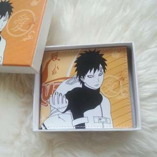 Make An Offer: Naruto Character Gaara Wallet