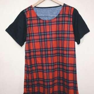 Plaid Dress-Shirt