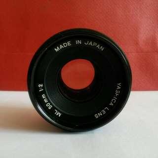 Yashica ML 50mm F2