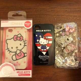 🆕Hello Kitty Iphone4 Handphone Case