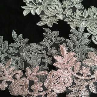 Patchwork/ Appliqué Lace for Dresses Scarves DIY Projects