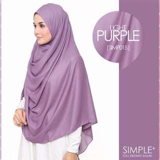 She Simple+ Shawl instant