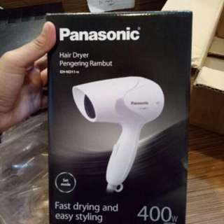 (Inc. Ongkir Jabodetabek) Panasonic Hair Dryer EH ND 11