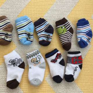 CARTERS Baby Socks
