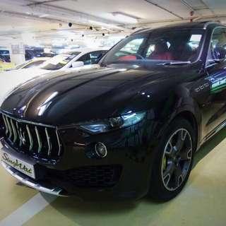 (Sold Jul2017) 2017 Maserati Lavente Diesel 3.0