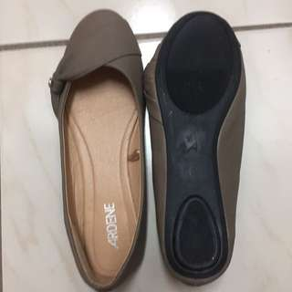 Ardene Brown Flats