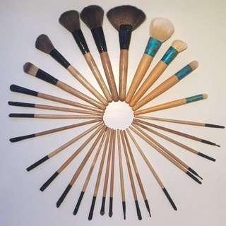 29 Piece Brush Set