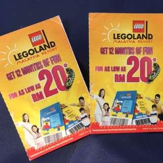 Legoland Combo Tix