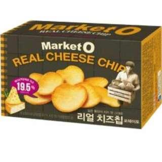 韓國零食 起司洋芋片