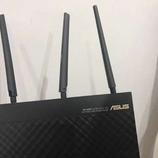 ASUS DSL - AC68U WIRELESS AC1900 MODEM ROUTER