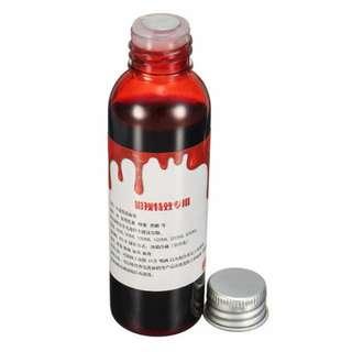 Fake Blood Prop Option:30ml/60ml