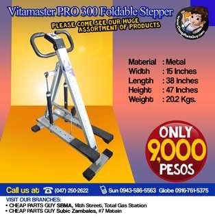 Vitamaster PRO 300 Foldable Stepper