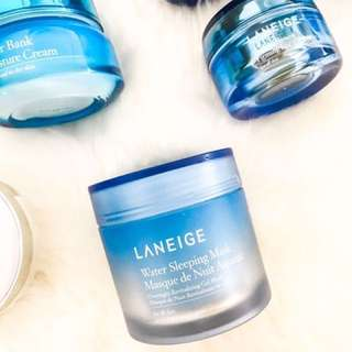 BNIB NEW AUTHENTIC Laneige Special Care Water Sleeping Mask Water Bank