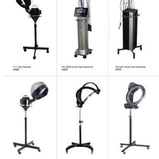 Hair & Facial Equipment