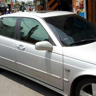 2000  Saab 2.0T 9-5