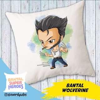Bantal Wolverine