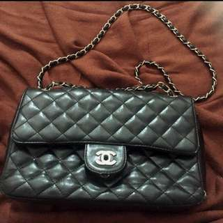 CHANEL Mirror Ori Caviar Leather