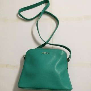 Furla Cross Back Sling Bag