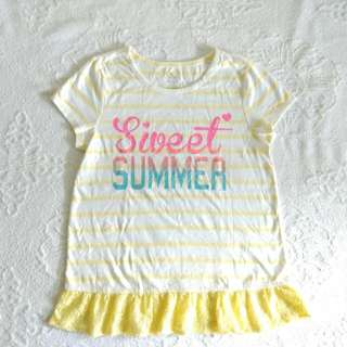 Place Tee Size 10-12y
