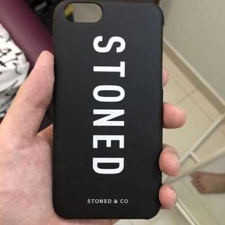 STONED & CO - Iphone 6 / 6S Phone Case