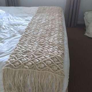 1.8m Table Runner/Bed Runner