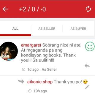 Another Positive Feedback! 💖