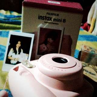 REPRICED!!!!!!! BRAND NEW INSTAX MINI 8!!!!!