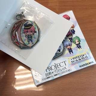 B-project 吊飾 阿修