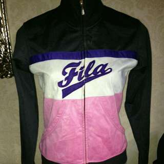 Fila Zip up jacket/jumper