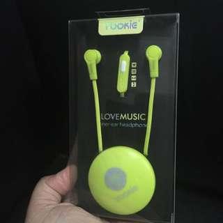 Yookie YK380 In-Ear Headphones