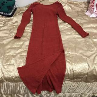 Winter dress Brand new! Size S