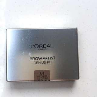 Loreal brow artist