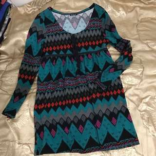 Made in japan winter dress size S - M