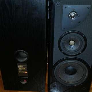 JBL - LX500 Speaker 3路喇叭