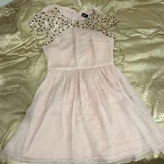 Formal dress Dotti Size 8 used once