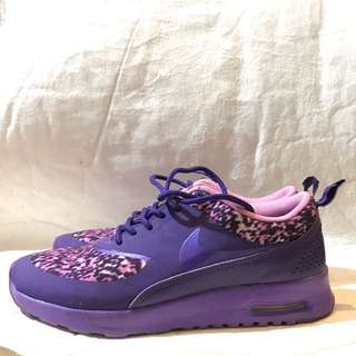 Nike Purple And Pink Theas
