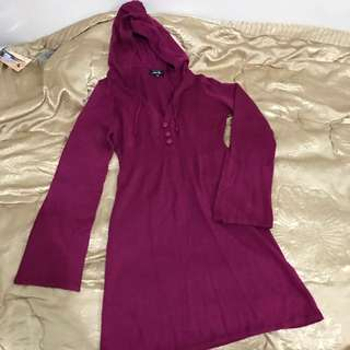 Made in japan sweater dress  Size S-M