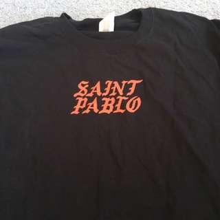 Saint Pablo Tour L/S Tee
