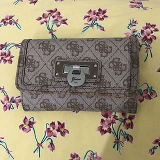 Guess wallet with tag Brand new