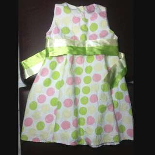 Toddler's Dress For 2-3yo Used twice only
