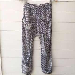 Flynn Skye Harem Printed Pants