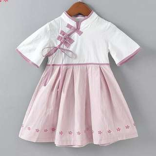 BNWT Chinese Cheongsum Outfit Dress For Baby / Girls