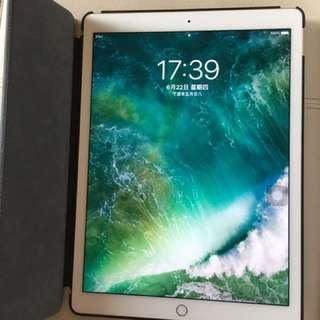 "apple ipad pro 12.9"" 金色 128G wifi版"