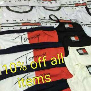**10% OFF ALL ITEMS**