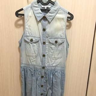 colorbox jeans dress
