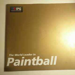 20 x Paintball Tickets (Worth $900)