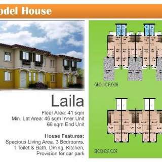 House & Lot For Assume Camella Homes Pagadian City