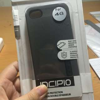 Iphone 4s Matte Gray Phone Case (NEW) #win1000